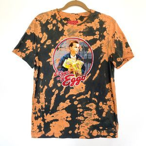 Stranger Things Netflix TieDye T Shirt